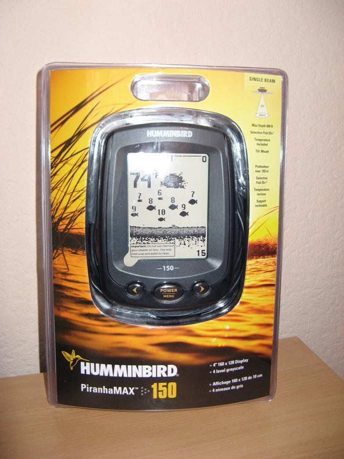 инструкция для эхолота humminbird 170